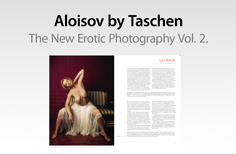 Aloisov is published by Taschen