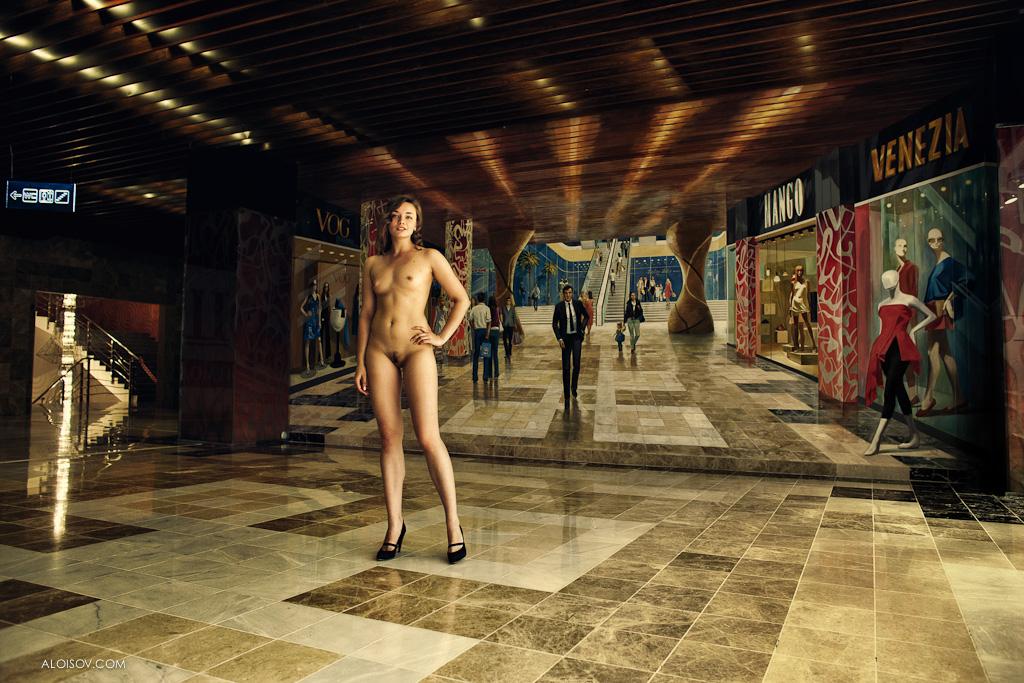 Порно в центре москвы